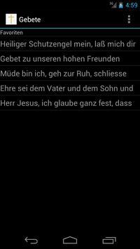 Gebete apk screenshot