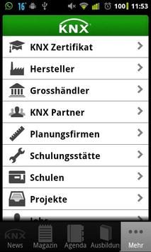 KNX Swiss apk screenshot