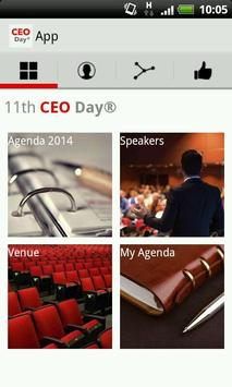 CEO Day App apk screenshot