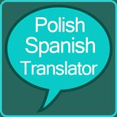 Polish to Spanish Translator icon