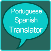 Portuguese Spanish Translator icon