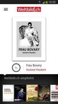 Weltbild.ch – Lesen und hören poster