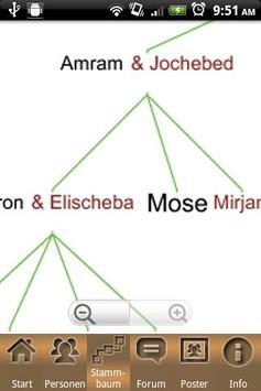 Bibelstammbaum von Jesus apk screenshot