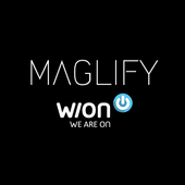 Wion Maglify Reader icon