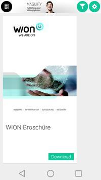Wion Maglify Reader apk screenshot