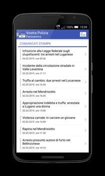 Vostra Polizia apk screenshot