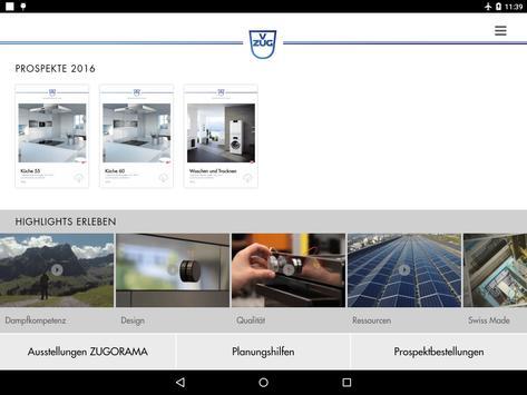 V-ZUG-Docs apk screenshot