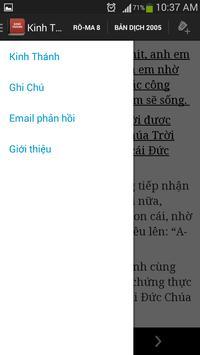 Kinh Thanh 2005 apk screenshot