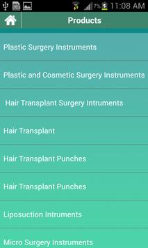 Chadda Surgical Instruments apk screenshot