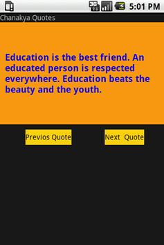 Chankay Quotes / Niti apk screenshot