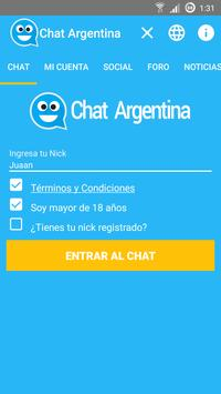 Chat Argentina poster
