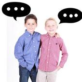 Chat y amistad icon