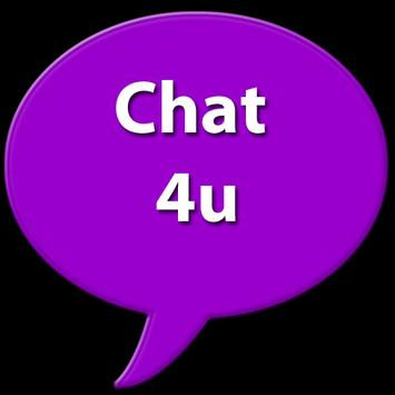 Chat4u - Chat with Friends poster