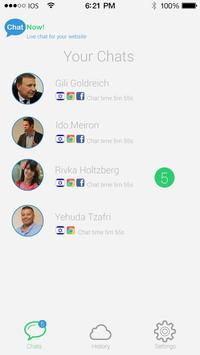 Chat Now! - Free Live Chat apk screenshot