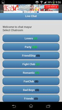 Chat Rooms Old apk screenshot