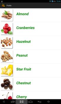 Medicinal Fruits poster