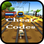 Cheat Codes for Subway Surfers icon