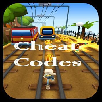 Cheat Codes for Subway Surfers apk screenshot
