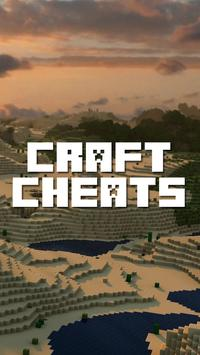 Cheats Minecraft apk screenshot