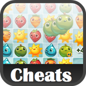 Cheats for Farm Heroes Saga icon