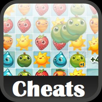 Cheats for Farm Heroes Saga apk screenshot