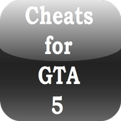 Cheats for GTA 5 icon