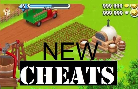 Cheats for Hay Day apk screenshot