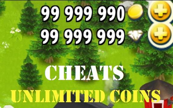 Unlimited Coins for Hay Day poster