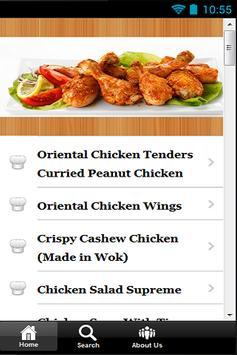 Chicken Recipes poster