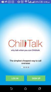ChilliTalk poster