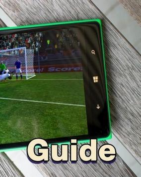 Guide Dream Soccer League 2016 apk screenshot