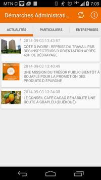 Démarches Administratives apk screenshot