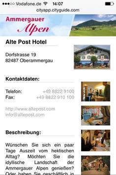 Ammergauer Alpen apk screenshot