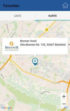 Cityguide Bielefeld apk screenshot