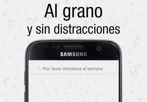 Sinónimos y antónimos español apk screenshot
