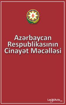 The Criminal Code of Azerbaija poster