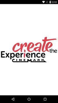 Cinemark Convention poster