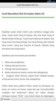 Kisah Nabi Dan Sahabat apk screenshot