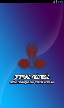 Pramuka Indonesia poster
