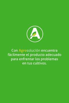 Agrosolución poster
