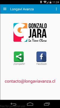 Longaví Avanza apk screenshot