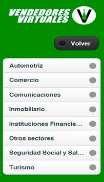 Vendedores Virtuales apk screenshot