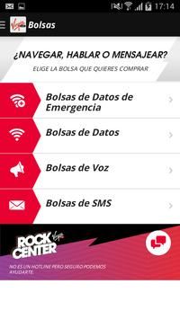 Virgin Mobile Chile apk screenshot