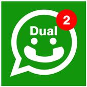 Dual Whatsapp Pro icon