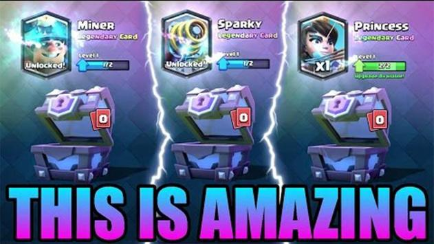 Cards for Clash Royale apk screenshot