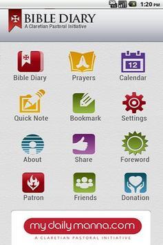 Bible Diary apk screenshot