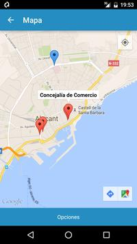 Comercio Alicante apk screenshot
