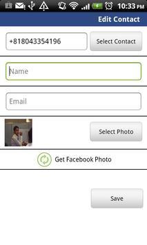 ClickCall (Speed dialer) apk screenshot