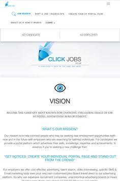 Click Jobs Ltd. apk screenshot
