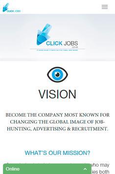 Click Jobs Ltd. poster
